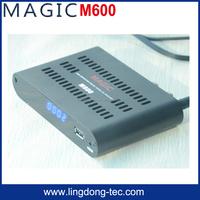 2015 Magic m600 decodificadores satelitales hd wifi free for South America