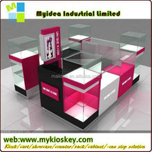 French cosmetic design furniture design acrylic make up display