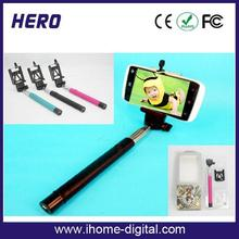 2015 Factory Price Extendable for 2015 Selfie Stick Private Label selfie stick