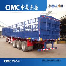 CIMC Fence Farmstock Truck Semi Trailers for Sale