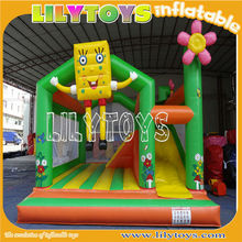 Lilytoys Cute Inflatable Bouncy , Used Bouncy Castles For Sale