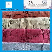 2015 linen fabric curtains material from china supplier