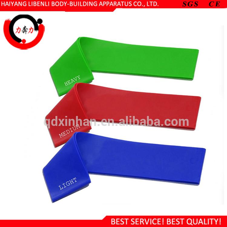 Mini Colored Resistance Loop Bands Set