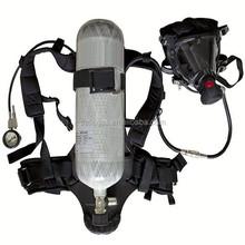 EN Standard High pressure 2L,3L,6.8L,9L carbon fiber scuba gas cylinder