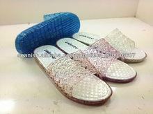 Zapatillas de cristal de las mujeres