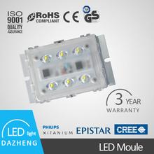 china suppliers ce rohs solar power led module 15W, 20W led street light module