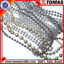 Wholesale custom bead chain special shape