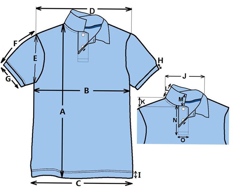 Custom made men polo shirts polo t-shirt with horse