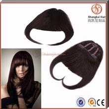 Shangkai Hair Brand Clip In Hairpiece Fringe Hair Bangs