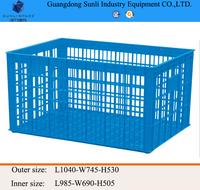 Injection Mould 410L PP Plastic Storage Basket