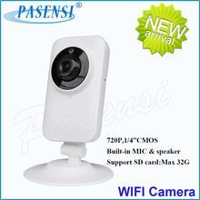 Pasensi wireless bluetooth parking camera system New arriving wireless security camera systems with CE certificate