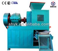 Large capacity Coke fines briquette press machine/shisha charcoal briquette machine