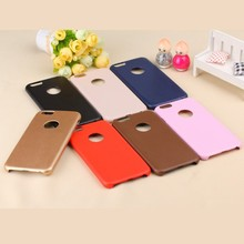 Metalik New Sublimation Design Pu Leather Phone Case For Iphone 6