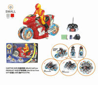 new design stunt car ABS rc motorcycle for sale with light CE