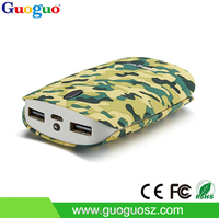 High quality hot factory direct selling mini 7800mah power bank for smart phone