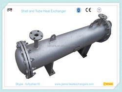 Carbon Steel Steel/Copper Water Cooled Shell and Tube Heat Exchange for Marine /Chemical Industry