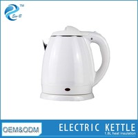 1.8L Plastic Electric Mini Cordless Electric Kettle