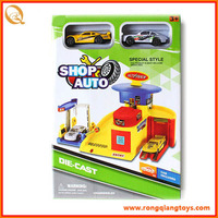 Plastic die cast car made in China FW2707627