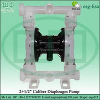 Air Diaphragm Water Ram Pump