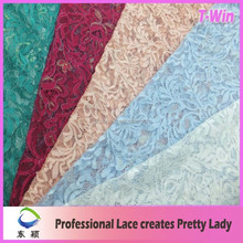 Beautiful Pattern Wholesale Embroidery Cotton For Sexy Lingerie