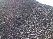 Metallurgical coke breeze withe low sulphur