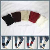 General Women Hand Knit Boot Cuff