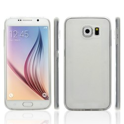 IN STOCK 0.3MM Ultra Thin Transparent Soft TPU Cover for Samsung Galaxy S6