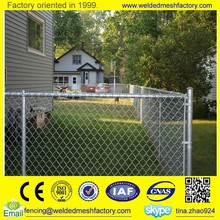 Used welded wire mesh chain link fence panel