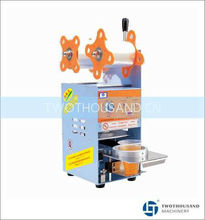 Sealing Machine For Cups, Manual Cup Sealer - 300 ~ 600 Box / Hour, TT-A28E