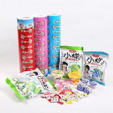 JC snack bar packaging film,candy/sugar laminated packaging film/bags,coffee cup package