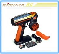 2012 Flysky FS-GT3C FS GT3C 2.4G 3CH Gun RC Transmitter & Receiver W/ TX battery + USB Cable Up FS-GT3B + Free sh supernova sale