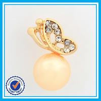 2015 Yiwu factory wholesale pearl earrings No.3252