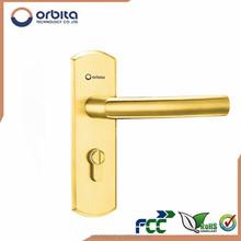 Orbita 100% stainless steel 304 high quality cebu, condo, resort bathroom door lock, anti-rust EU mortise lock