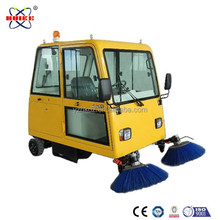 Weatherproof street sweeper car manufacturer with cheap price and high quality