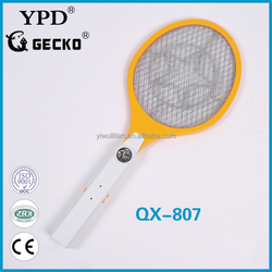 with light Solar & rechargeable mosquito swatter QX-807