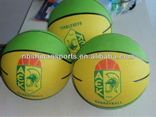 cheap rubber basketball cheap