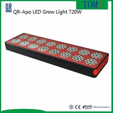 240*3w Apollo 16 Red(630nm)/Blue(460nm)8:1 led plant grow light CE,Rosh Approved Shanghai led grow light supplier