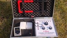 rivelatore de metales profondo terra metal detector cacciatore di tesori metal detector con certificato ce