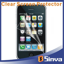 China factory supplier Original for iPhone 6 clear screen protector , Wholesale for iPhone 6 HD clear screen protector