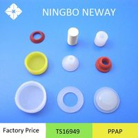 Molding custom hot sell rubber sleeve for motorcycle