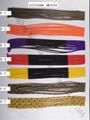 Wz isca de pesca/bait material silicone saias polvo saias silício gabarito saias