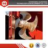 hot customized marine copper alloy propeller
