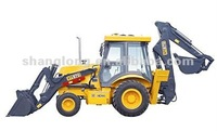 Backhoe loader with competitive with price