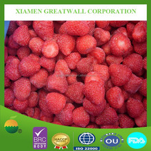 IQF Frozen strawberry from China