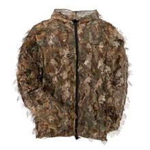3d camuflaje caza chaqueta de juego del ghillie