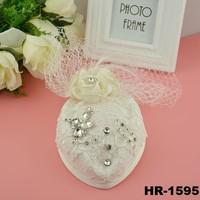 Wedding hair accessories bridal headwear flower hair fascinators