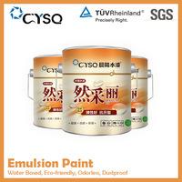 Water Based acrylic resin spray paint