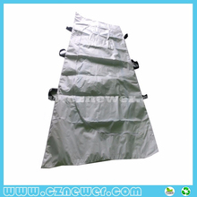 Eco friendly customized PEVA funeral body bag for corpse