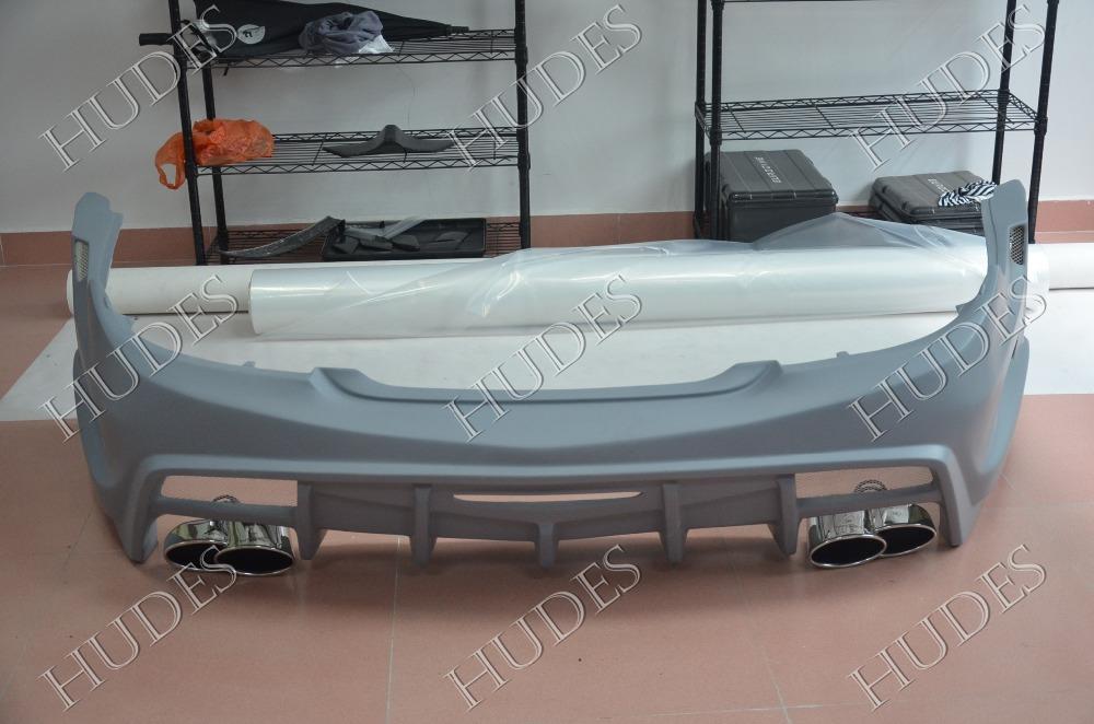 Kit carrosserie pour w218 cls vitt style et cls kit - Kit reparation pare choc ...