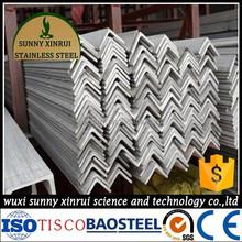 steel trader of alibaba india 310S equal angle bar